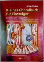 Kirchenorgel Noten: Kleines Choralbuch Neue Geistliche Lieder - leiMi MANUALITER