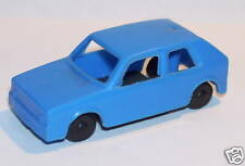 MICRO JOUEF HO 1/86 1/87 VOLKSWAGEN GOLF VW BLEU CLAIR