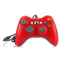 Red USB Con cable Pad de Juego Controlador Xbox 360 para Microsoft Xbox 360 Reino Unido -