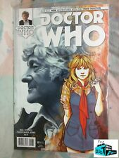 DOCTOR WHO COMIC - New Adventures w/the Third Doctor - Sci-Fi Nerd Block - 9/16