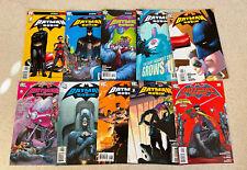 HUGE LOT of 70 BATMAN Comic Books -- All Pictured -- Big Runs -- A