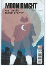 MOON KNIGHT #2 NOTO 1:50 VARIANT (2014) NEAR MINT FIRST PRINT BAGGED AND BOARDED