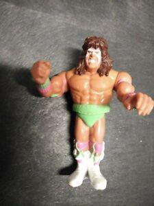 WWF Hasbro The Ultimate Warrior Action Figure 1990