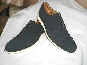 Men's New Cole Haan Grand OS Navy Blue Casual Fashion Oxfords Size 13 D