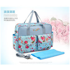 Multifunction Baby Diaper Bag Mummy Changing Bag Baby Nappy Bag Waterproof Cute