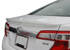 # 5133M PAINTED FACTORY STYLE SPOILER fits the 2012 2013 2014 TOYOTA CAMRY