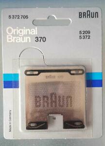 Braun Original 370 Scherblatt
