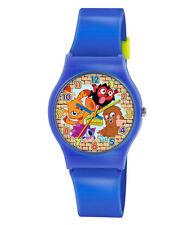 Moshi Monster Analogue Wrist Watch Boy Child Kid Blue Gift Present New 71129