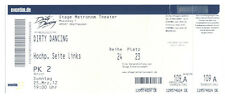 Dirty Dancing - Stage Metronom Theater Oberhausen - Ticket vom 26.03.2012