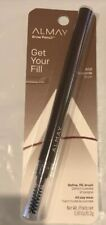 Almay Get Your Fill Brow Pencil, Brunette 802, 0.01 oz New Sealed