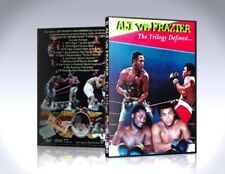 Muhammad Ali Vs Joe Frazier - The Trilogy Defined... - Boxing Rare Set Box 6 DVD