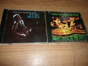 CD TEN YEARS AFTER LOT OF 2