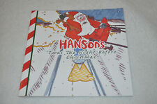 VERY RARE NEW Official Hanson Twas The Night Before Christmas Book!