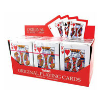 Tallon Standard Size Playing Cards - Original Classic Games Deck Plastic Coated