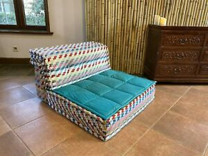 Handmade Customized_Seating Pad_For Roche Bobois Inspired Modular Daybed Sofa