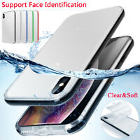 iPhone XS Max XR XS X 8 7 Slim Waterproof Shockproof Dirt Proof Full Case Cover