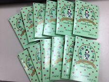 NANETTE LEPORE Shanghai Butterfly EDP 1ml / 0.03 oz Splash Vial x 12 PCS *NEW*