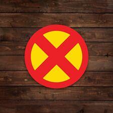 X-Men (Red/Yellow) Logo Decal/Sticker