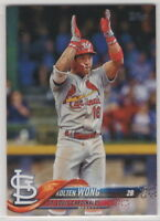 2018 Topps St. Louis Cardinals Complete Team Set Series 1 2 and Update 35 cards