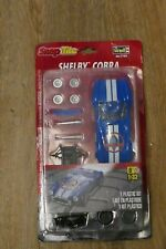 Voiture miniature à monter Shelby Cobra Revell - Die cast metal car Revell 1:32
