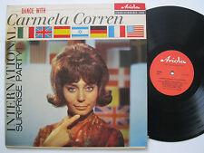 LP Carmela Corren - International - Israel Pressing Charles Nowa Surprise Party