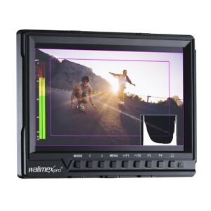 walimex pro Full HD Monitor Director III, für DSLR, CSC-Kameras oder Camcorder
