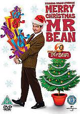 Mr Bean Merry Christmas Mr Bean DVD new and sealed DVD Regions 2,4,5