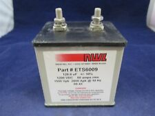 NWL ETS6009 Capacitor