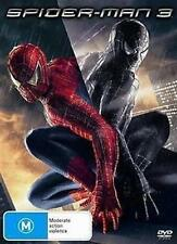 SPIDER-MAN 3 Tobey Maguire, Kirsten Dunst 2DVD NEW