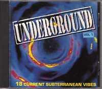 Compilation - Underground Vol 1 - CD - 1993 - Eurohouse Trance