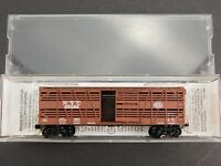 N Scale Micro-Trains MTL 35040 NYC New York Central 40' Stock Car #28022
