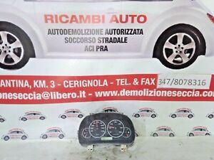 QUADRO STRUMENTI CONTACHILOMETRI  FIAT DUCATO 2006>2014 BOXER JUMPER ORIGINALE