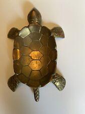 Brass Turtle Doap Dish