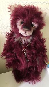 Charlie Bears Plumduff