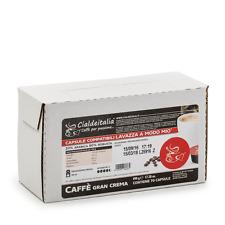 70 capsule caffè Cialdeitalia GRANCREMA compatibile A MODO MIO