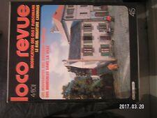 ** Loco Revue n°415 BB 63998 Roco / 232 U / Réflexions sur Nuremberg