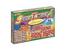 SUPER TOMBOLA 48 CARTELLE