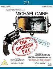 Blu Ray THE IPCRESS FILE. Michael Caine. New sealed.
