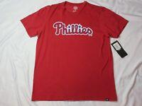 NWT 47 Brand PHILADELPHIA PHILLIES Men's T-shirt Size Large L