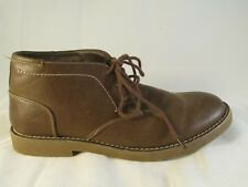 Dexter Comfort Brown Man Made Materials Ankle Desert Chukka Boots Men's 7 US