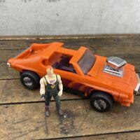 Vintage Kenner M.A.S.K. Stinger Pontiac GTO 1986 Action Figure MASK
