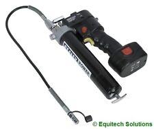 Sealey Tools CPG12V Cordless Grease Greasing Gun 12V c/w 2 x CPG12VBP Batteries