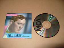 Bill Haley And His Comets From The Original Master Tapes cd 1985 Japan cd Rare