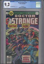 Doctor Strange #17 CGC 9.2 1976 Marvel Comic Steve Englehart Story