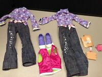 VINTAGE PLAYMATE'S DOLL AMAZING ALLY INTERACTIVE Doll Clothes And Parts 2006