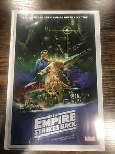 Marvel Star Wars Empire Strikes Back 40th Anniversary #1 * NM+ * Sprouse Variant