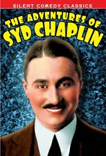 The Adventures of Syd Chaplin: 5 Rare Shorts (Silent) NEW DVD