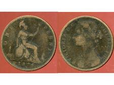 ROYAUME UNI  one penny  1876 H