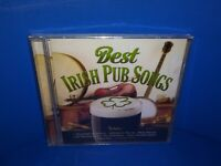 Best Irish Pub Songs [Dolphin] by Various Artists (CD, Mar-2011) BRAND NEW! A500