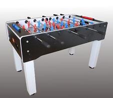 Tischfußball PLUTONE - Teleskopstangen - Spielfeld aus gehärtetem Glas